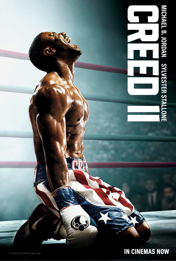 Creed 2 Movie Poster
