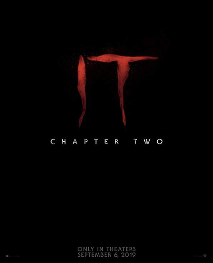 It - Chapter Two Movie Poster