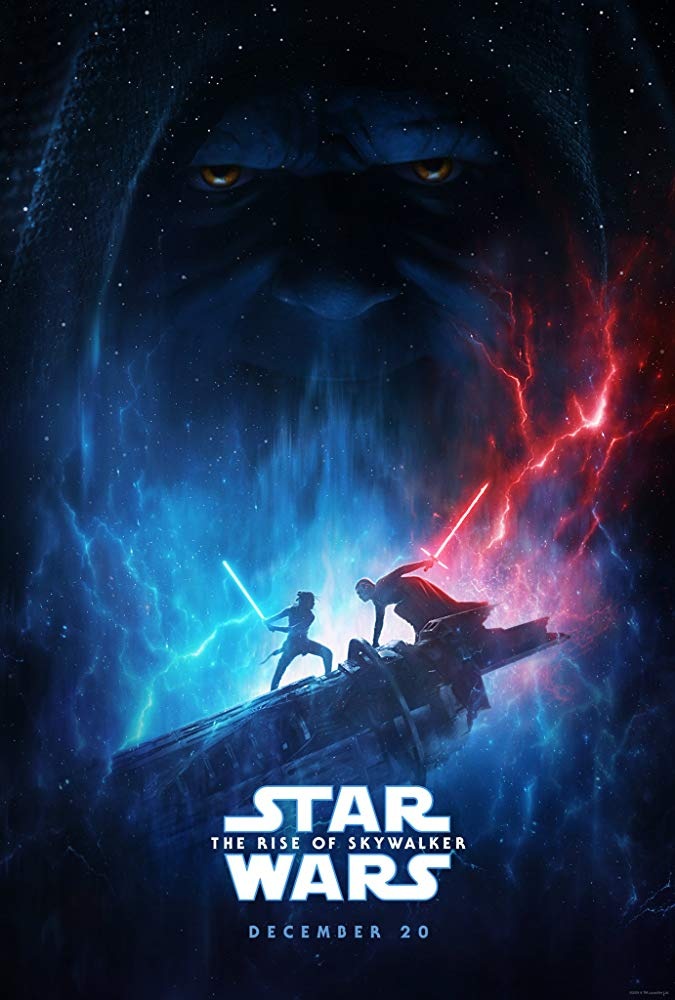 Rise of Skywalker Movie Poster