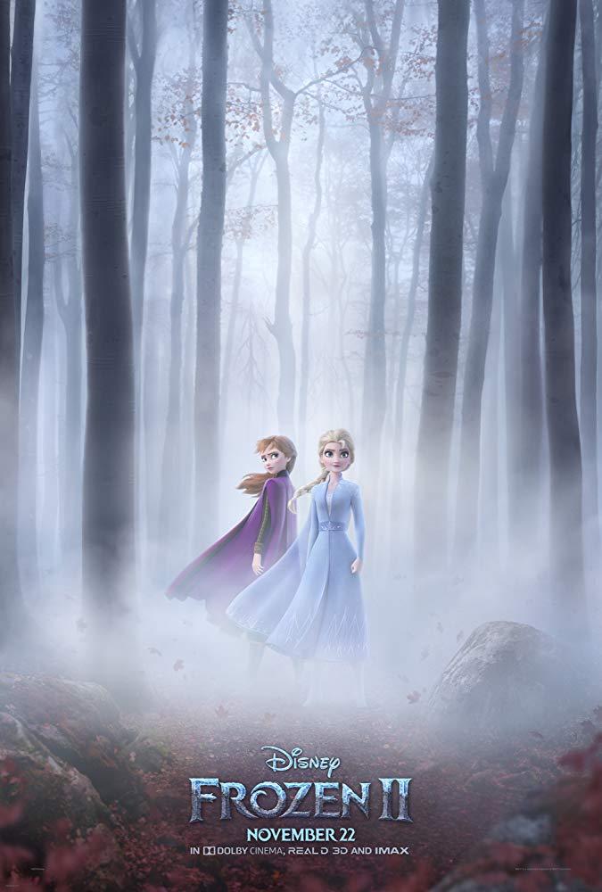 Frozen II Movie Poster