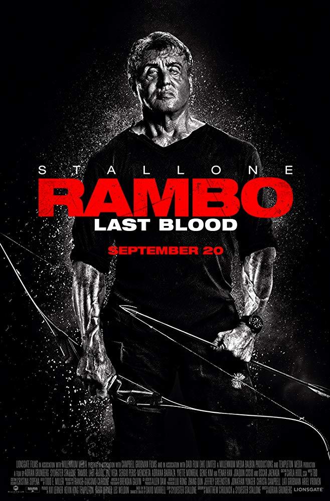 Rambo: Last Blood Movie Trailer