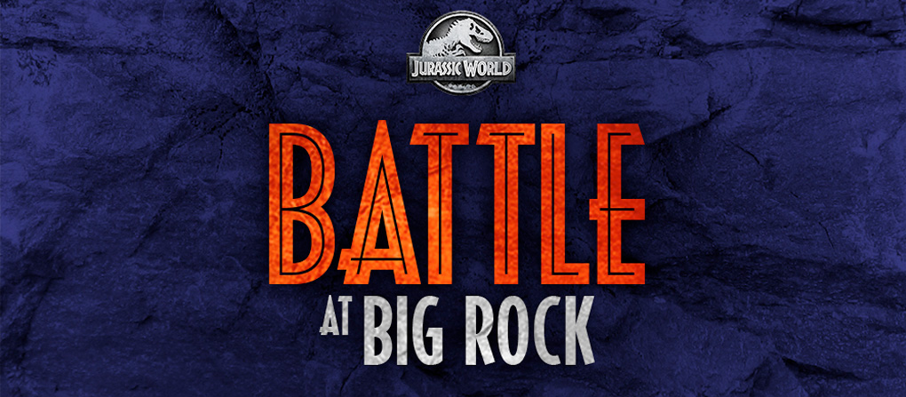 Battle at Big Rock Cover Art