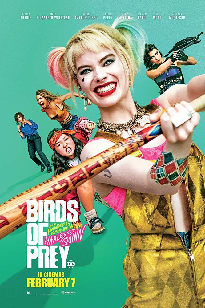 Birds of Prey - 2020