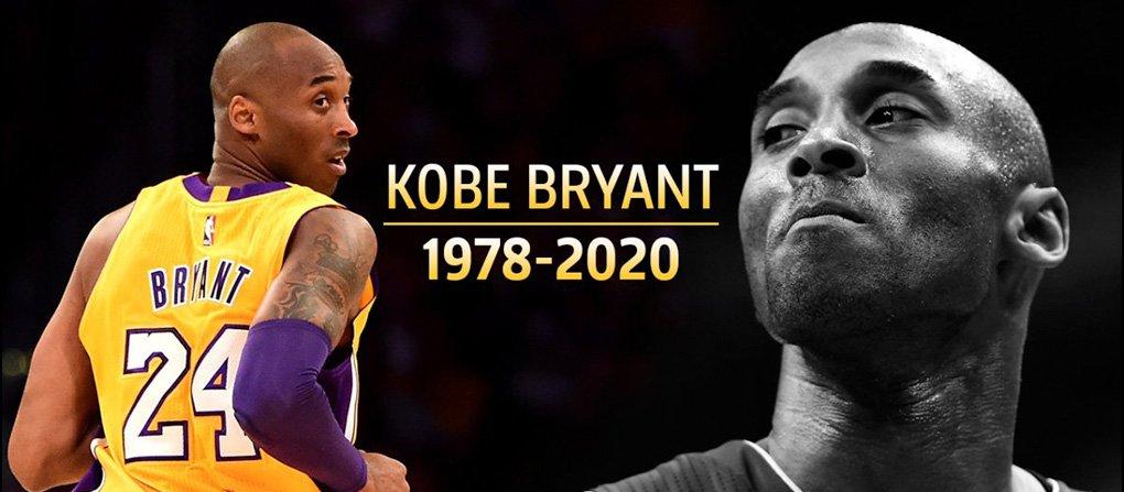 Kobe Bryant Tribute Image