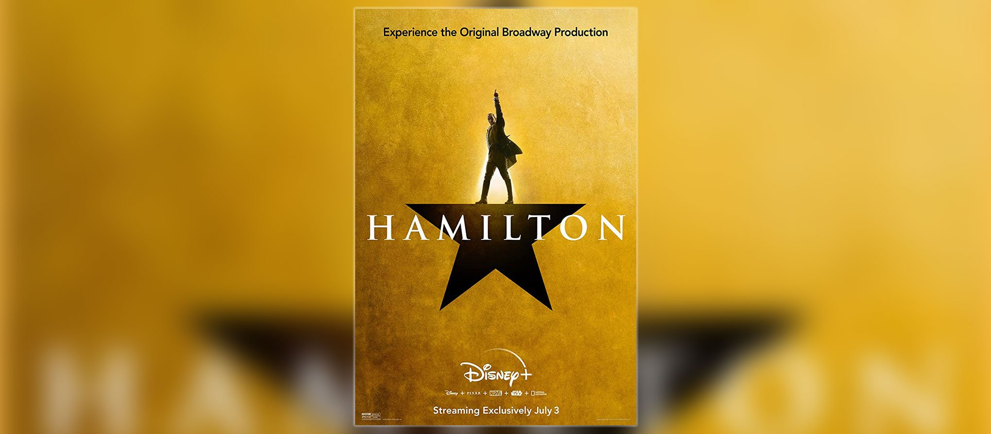 Hamilton Review and Top Ten Movies